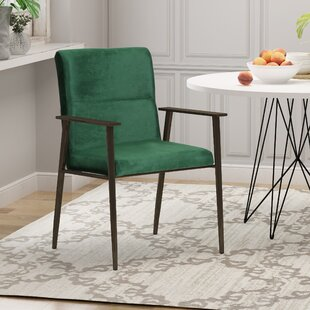 Batavia Upholstered Dining Chair Wrought Studio