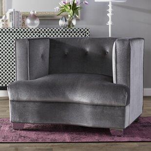 Willa Arlo Interiors Dodsworth Barrel Chair