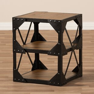Hudson End Table by Wholesale Interiors