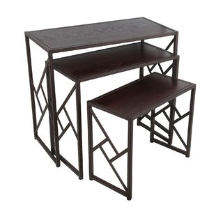 Antionette 3 Piece Nesting Tables by Ivy Bronx