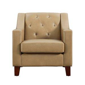 Birmingham Tufted Back Club Chair by Alcott Hill