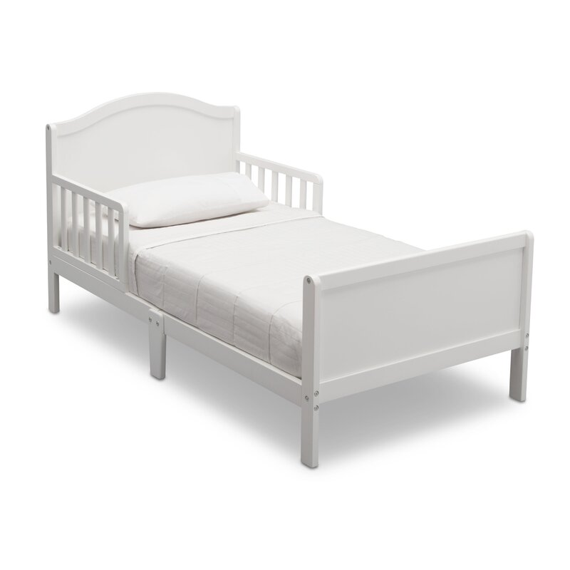Lamar Convertible Toddler Bed & Reviews | AllModern
