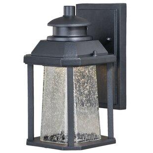 Herrell Outdoor Wall Lantern by Brayden Studio