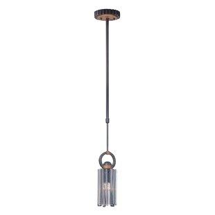 Kalco Foster 1-Light Cylinder Pendant