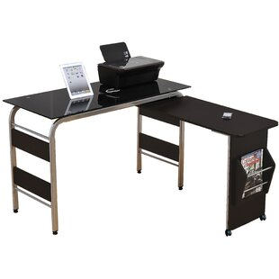 Hudgins Rectangular Desk by Latitude Run Herry Up