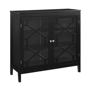 Zauber Large 2 Door Accent Cabinet