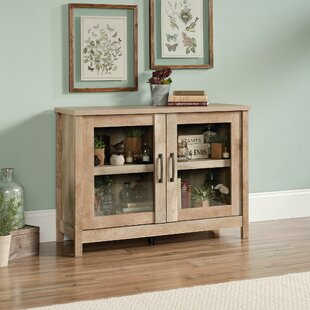 Greyleigh Ringgold 2 Door Display Cabinet