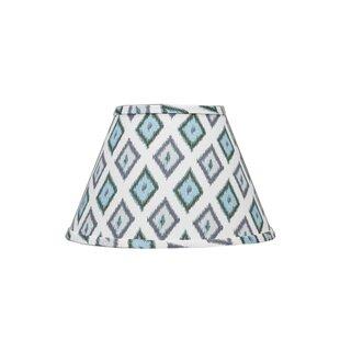 Diamonds 6 Linen Empire Lamp Shade