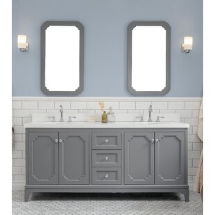 Coupon Kylan 72 Double Bathroom Vanity Set By Alcott Hill