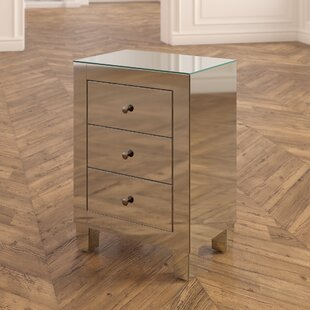 Compare & Buy Emerita 3 Drawer  Accent Chest By Rosdorf Park
