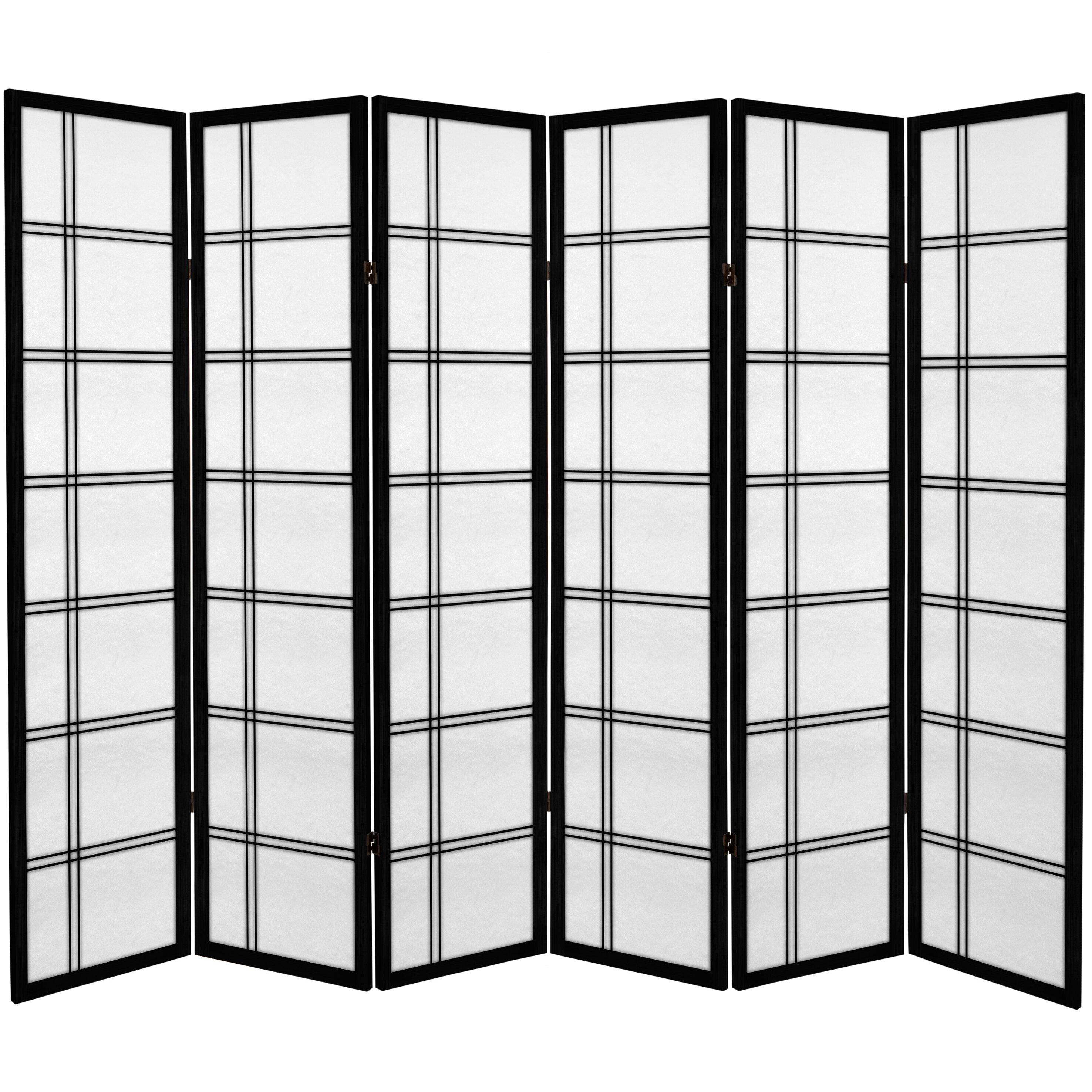 Bloomsbury Market Sandell 6 Panel Room Divider Reviews Wayfair