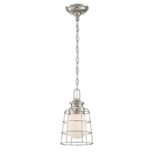 Alba 1-Light Mini Pendant by Williston Forge