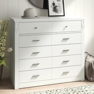 Aidian 5 Drawer Chest Of Drawers By Rosalind Wheeler