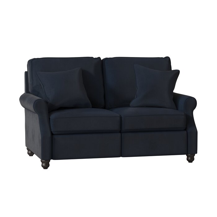 Surprising Doug Reclining Loveseat Pabps2019 Chair Design Images Pabps2019Com