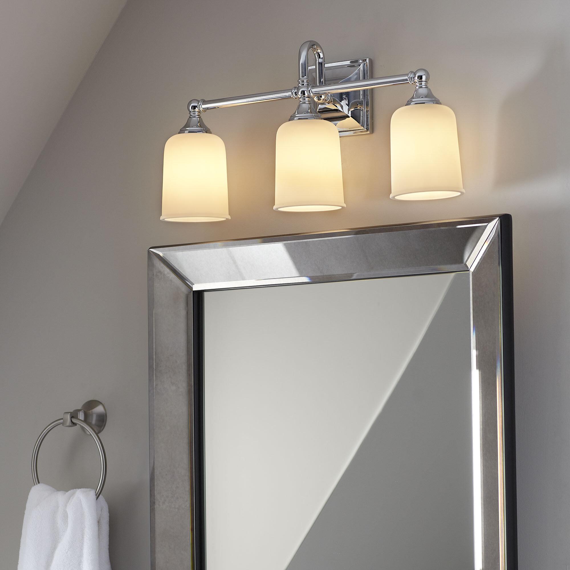 Birch Lane™ Beacon 3-Light Vanity Light & Reviews | Birch Lane