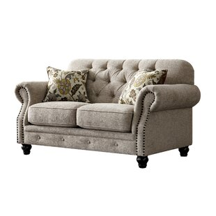 Searching for Latrobe Chesterfield Loveseat by Charlton Home Reviews (2019) & Buyer's Guide