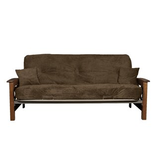 Obryant Futon and Mattress by Red Barrel ..
