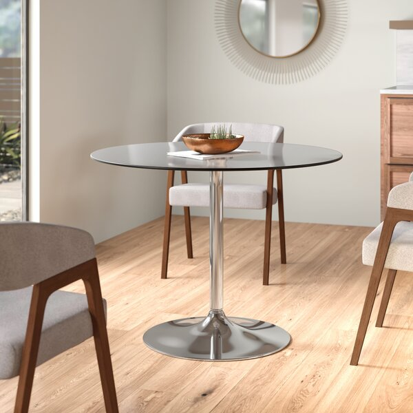 Modern & Contemporary 36 Round Dining Table | AllModern