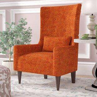Laurel Foundry Modern Farmhouse Copperfield Wingback Chair