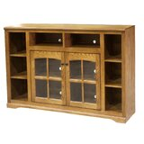 Solid Wood TV Stand for TVs up to 75 by Eagle Furniture Manufacturing