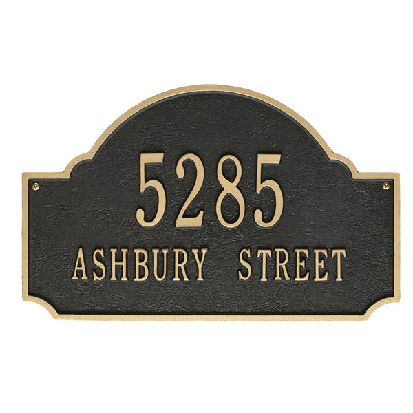 Address Plaques Signs