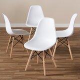 Berkley Side Chair in White (Set of 4) by Corrigan Studio®