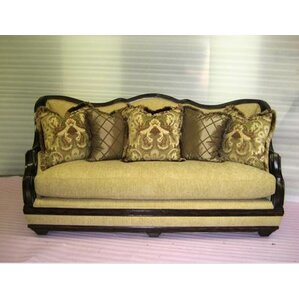 Beladonna 2 Piece Living Room Set by Benetti..