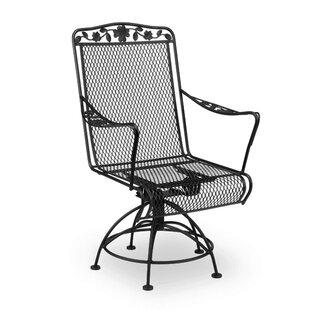 Meadowcraft Dogwood Swivel Patio Dining Chair