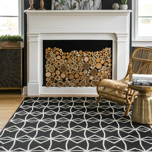 Black Blue Area Rugs Free Shipping Over 35 Wayfair