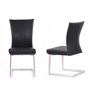 Capp Side Chair (Set Of 2) by Orren Ellis 2019 Sale