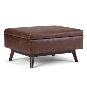 Owen Coffee Table Ottoman with Storage..