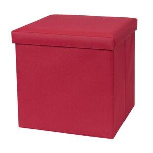 Fold N Store Cube Ottoman