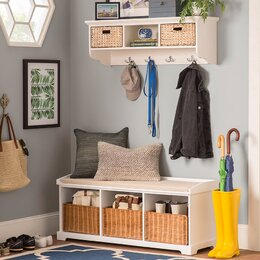 cheap hallway furniture. Storage Benches Cheap Hallway Furniture