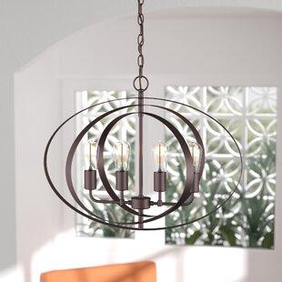 Wrought Studio Gurney Slade 4-Light Pendant