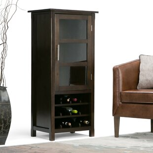 Avalon Bar with Wine Storage by Simpli Home