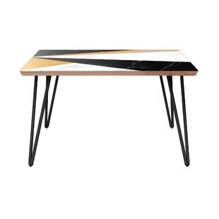 Bungalow Rose Goudy Coffee Table