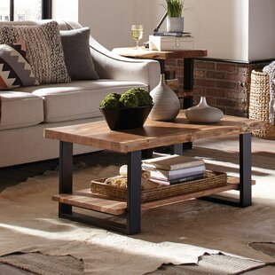Bexton Coffee Table by Fou..