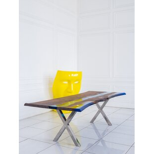 Corrado Dining Table by Orren Ellis Amazingt