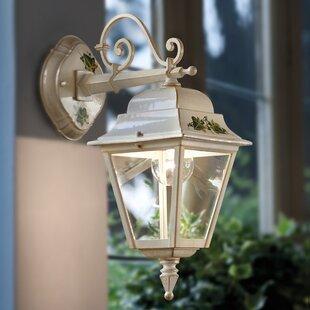 Mayflower 1 Light Wall Lantern Image