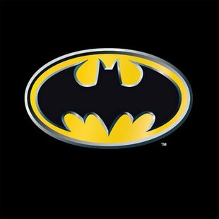 Batman Emblem Indoor/Outdoor Area Rug