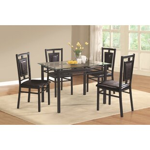 Studer 5 Piece Dining Set