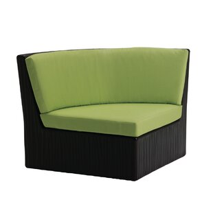 Mobilis Corner Patio Chair with Cushions