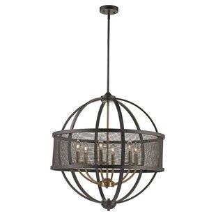 Mattias 6-Light LED Globe ..
