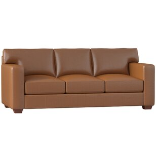 Pratt Leather Sofa