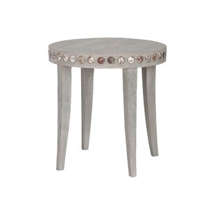 Ingleside Shell End Table by Rosecliff He..