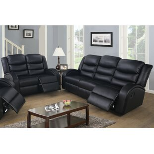 Mcpeak 2 Piece Living Room Set