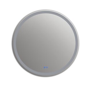 Bode Back Lit LED Daylight Bathroom Mirror ByOrren Ellis