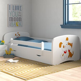 Caudillo Cabin Bed With Mattress And Drawer By Zipcode Design