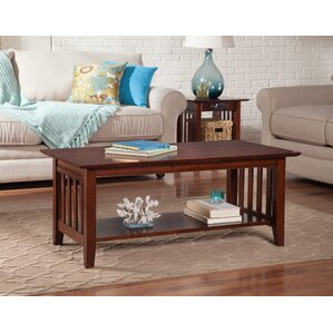 Danube Coffee Table by Three Posts