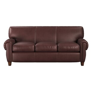 Best Reviews Bailey Leather Sofa by Westland and Birch Reviews (2019) & Buyer's Guide